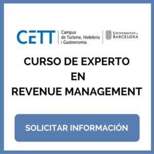 CETT cursos de Revenue Management