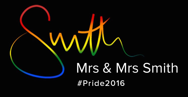 mrs and mrs pride -